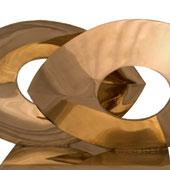 Unlimited, 90x30x40 cm, Bronze, 2009