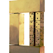 Bronze, 95x80x20 cm