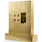 Bronze, 80x60x15 cm